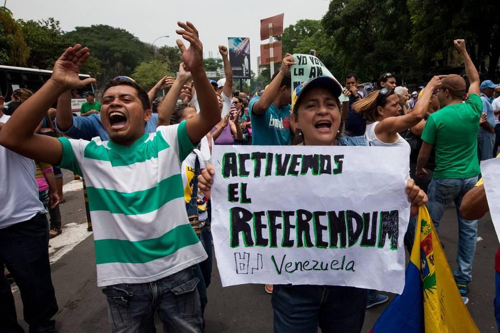 ¿Venezuela comenzó la transición?