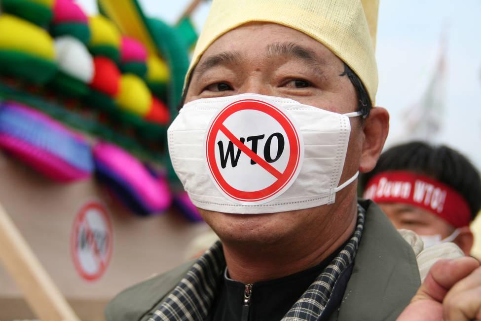 Mal-estar no livre comércio  Um novo papel para a OMC