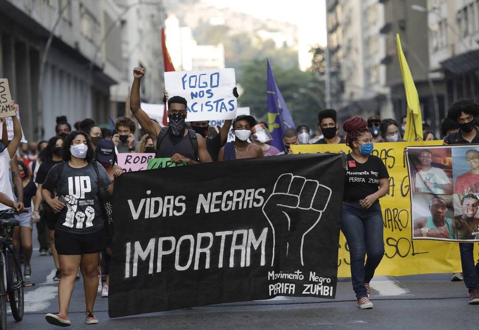 El multiculturalismo  a la brasileña y la  reacción conservadora
