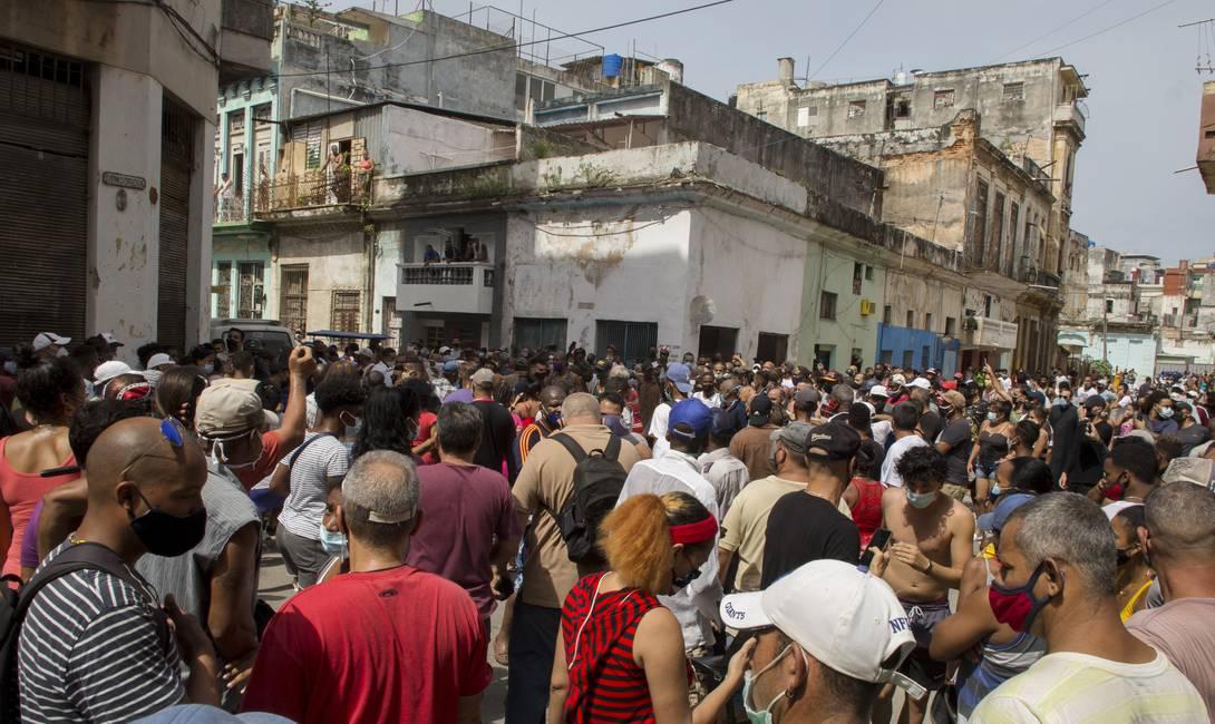 ¿Por qué estallaron las protestas en Cuba?