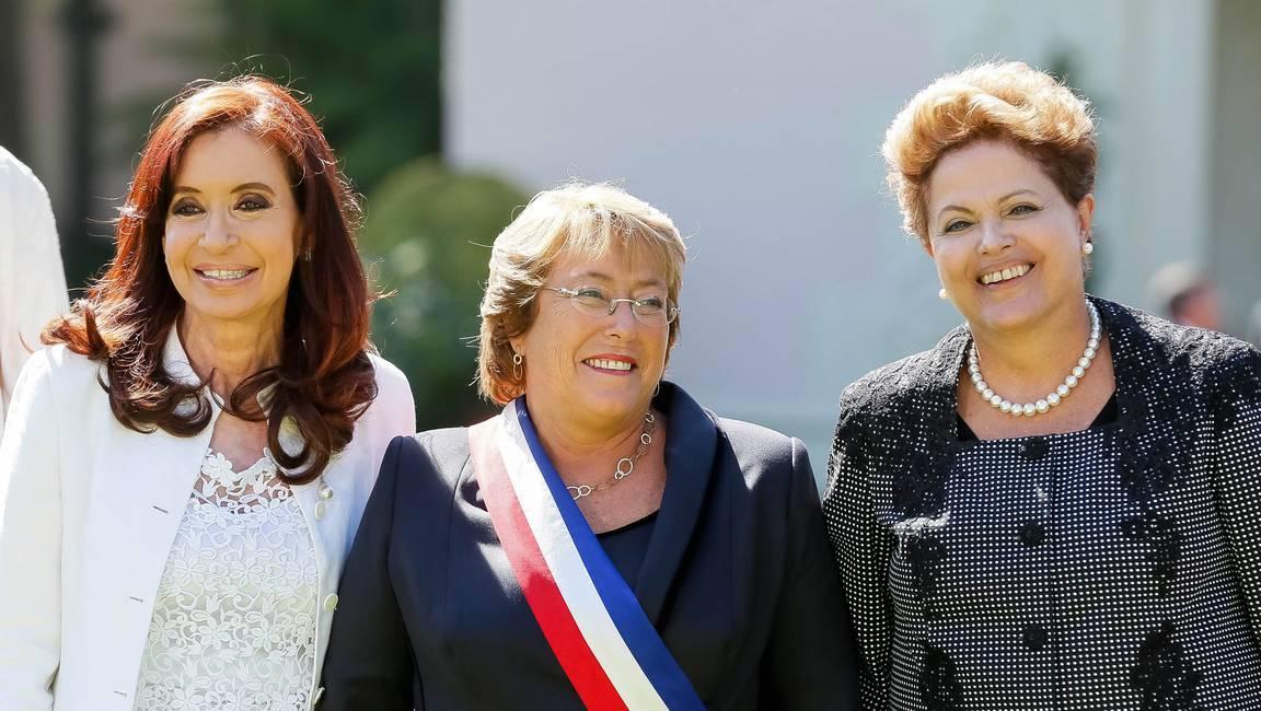 La actualidad de las mujeres en la política latinoamericana  De la «marea rosa» al giro a la derecha