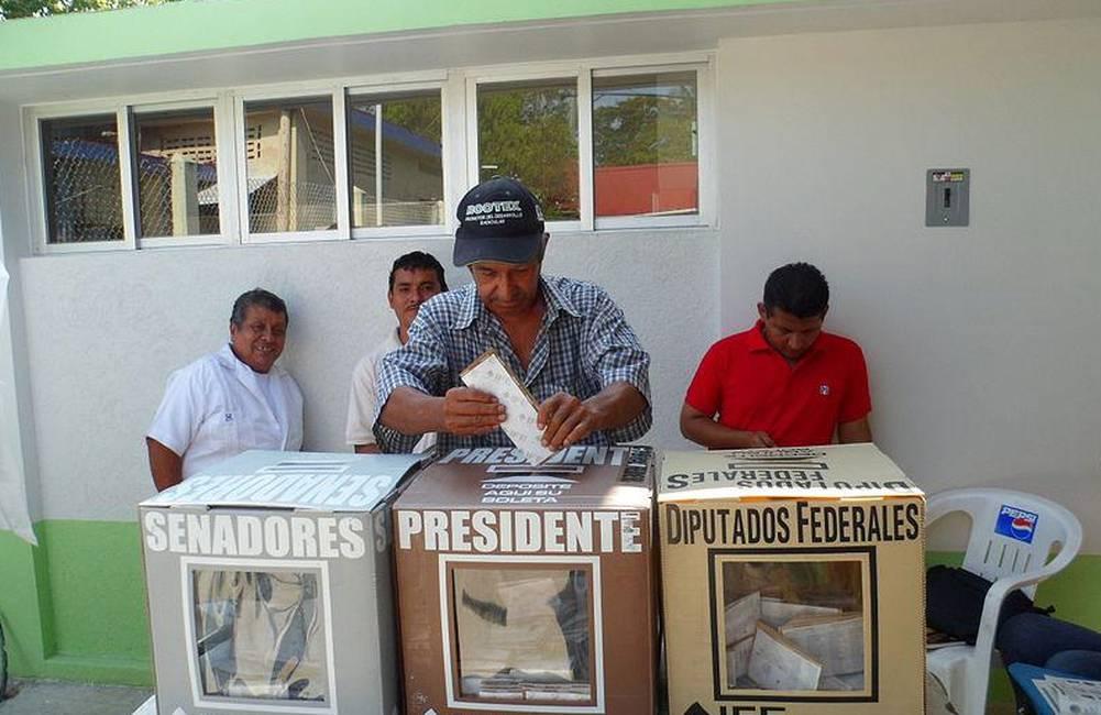 México al borde del precipicio