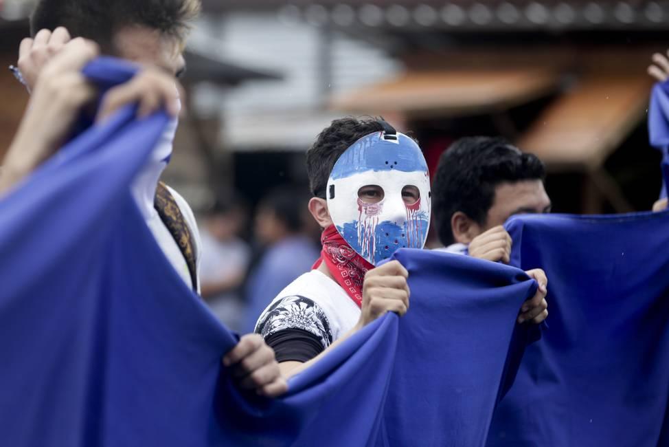 #SOSNicaragua  Revolución cívica en las calles y las redes sociales