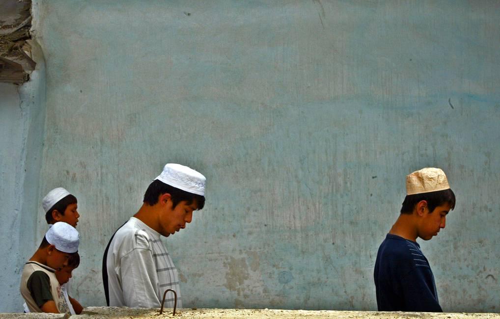 Conflictos en el vecindario afgano