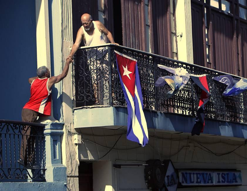 En Cuba todo sigue distinto