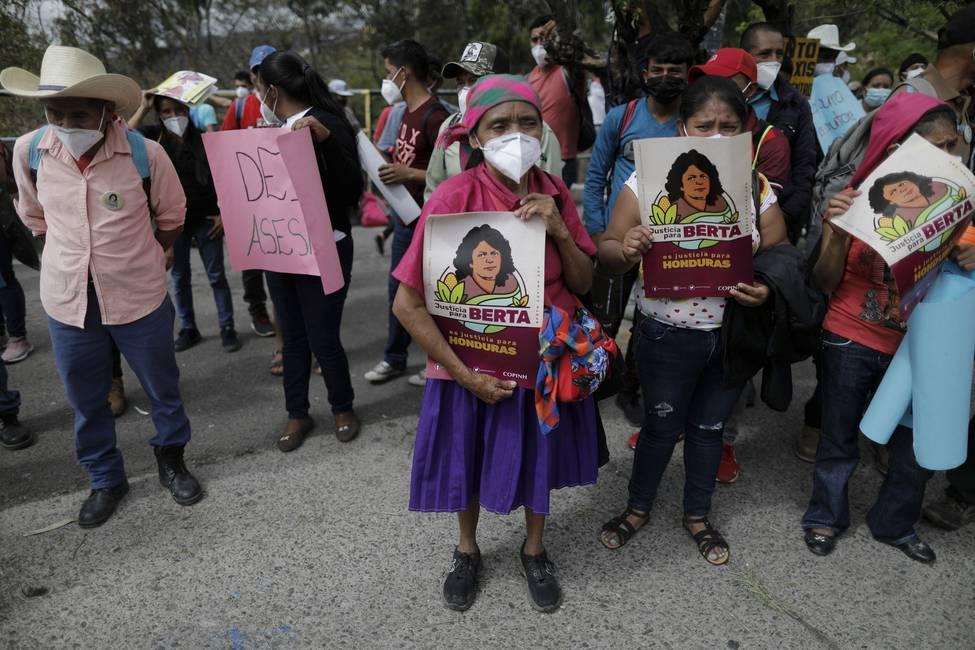 Honduras: luchas socioambientales bajo amenaza de muerte  Entrevista a David Longtin
