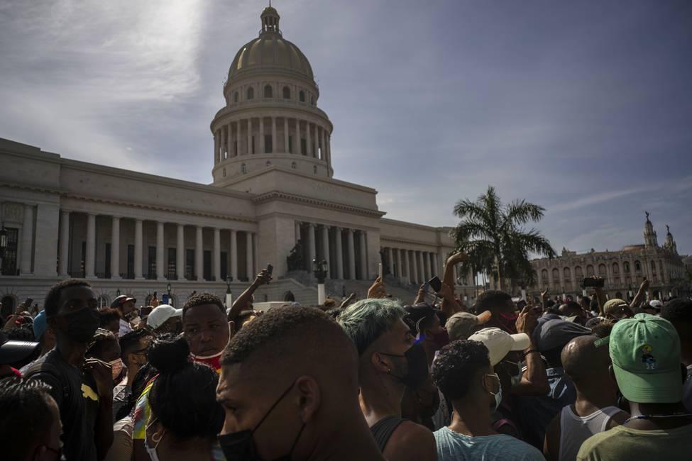 Cuba: entre la vacuna y la crisis