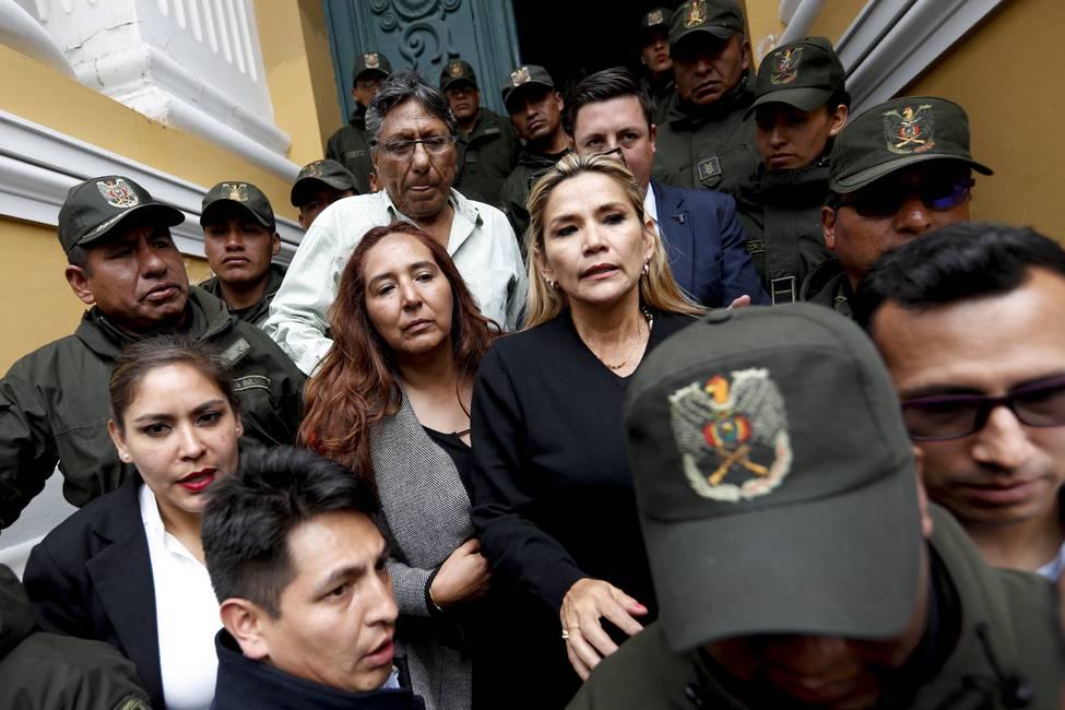 Bolivia: ¿golpe o (contra)revolución?