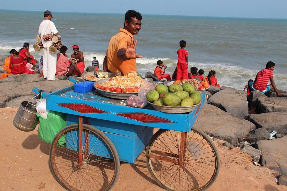 Hacia un mejor acuerdo para los vendedores ambulantes de la India: la experiencia de la NASVI