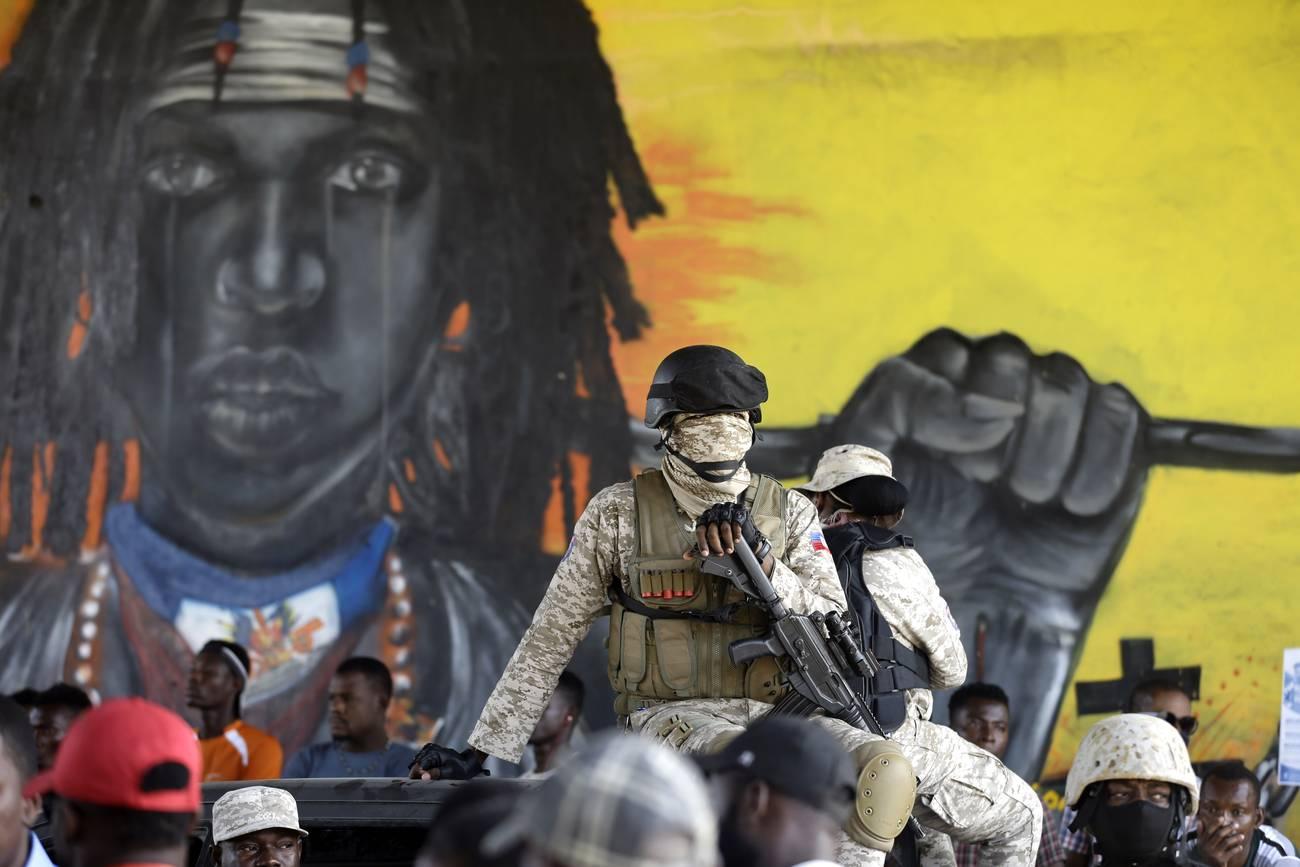 Haití: deriva autoritaria y Estado mafioso