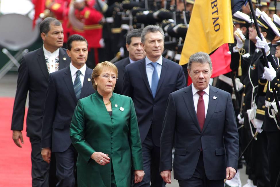 Sobre la creciente irrelevancia de América Latina