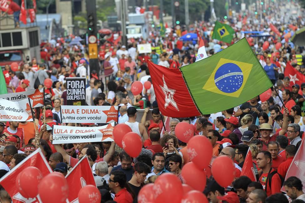 Brasil: la crisis de un proyecto nacional y regional