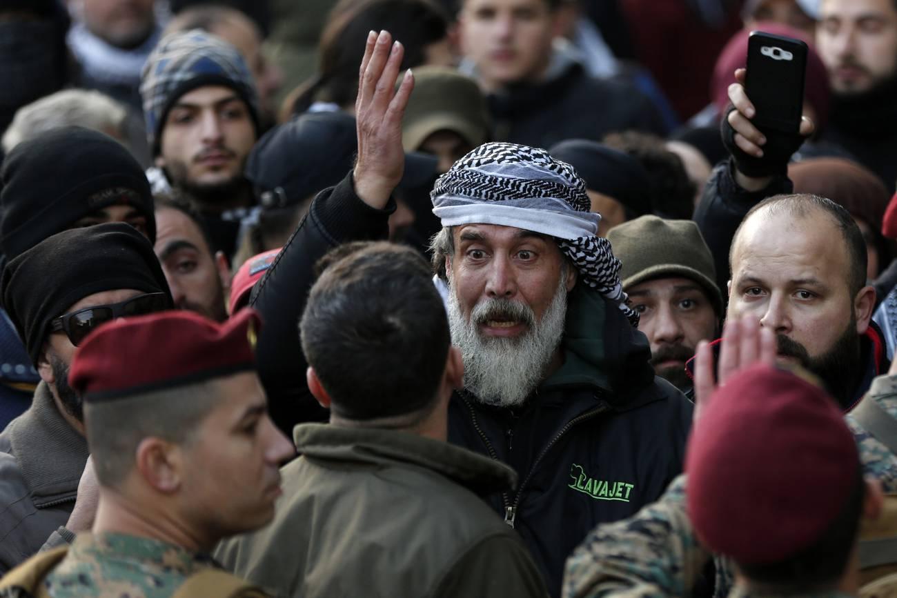 ¿El tercer capítulo de la Primavera Árabe?