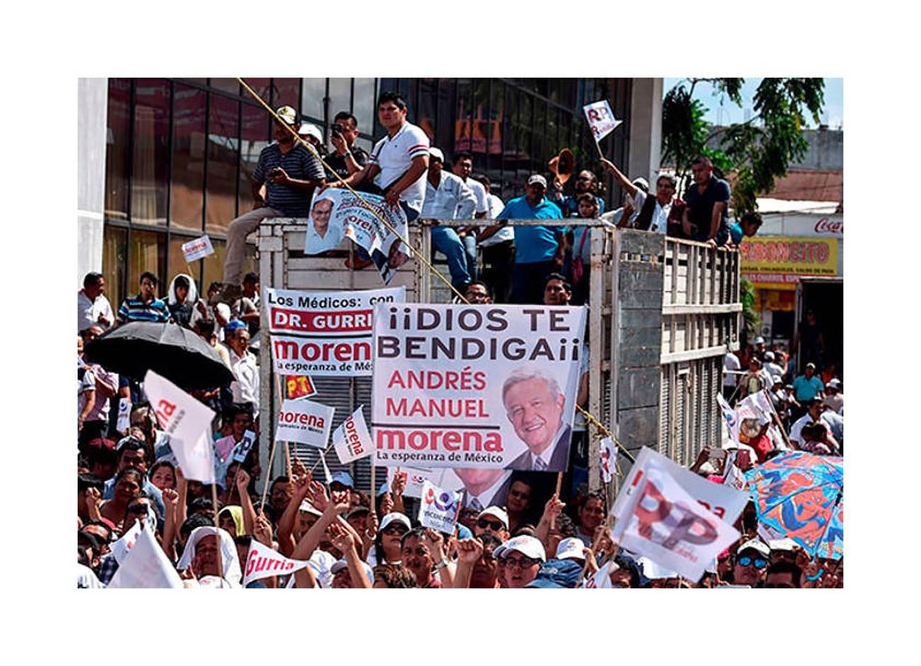 La «irrupción evangélica» en México  Entre las iglesias y la política