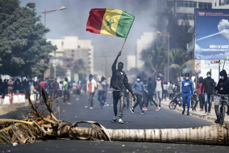 ¿Por qué se rebelan en Senegal?