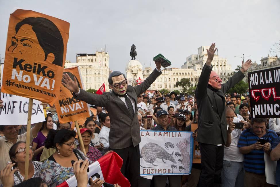 ¿Qué se ha quebrado en el Perú?