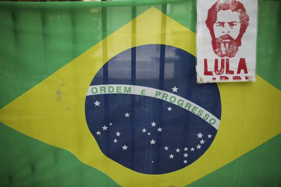 Lula suelto en el país de Bolsonaro