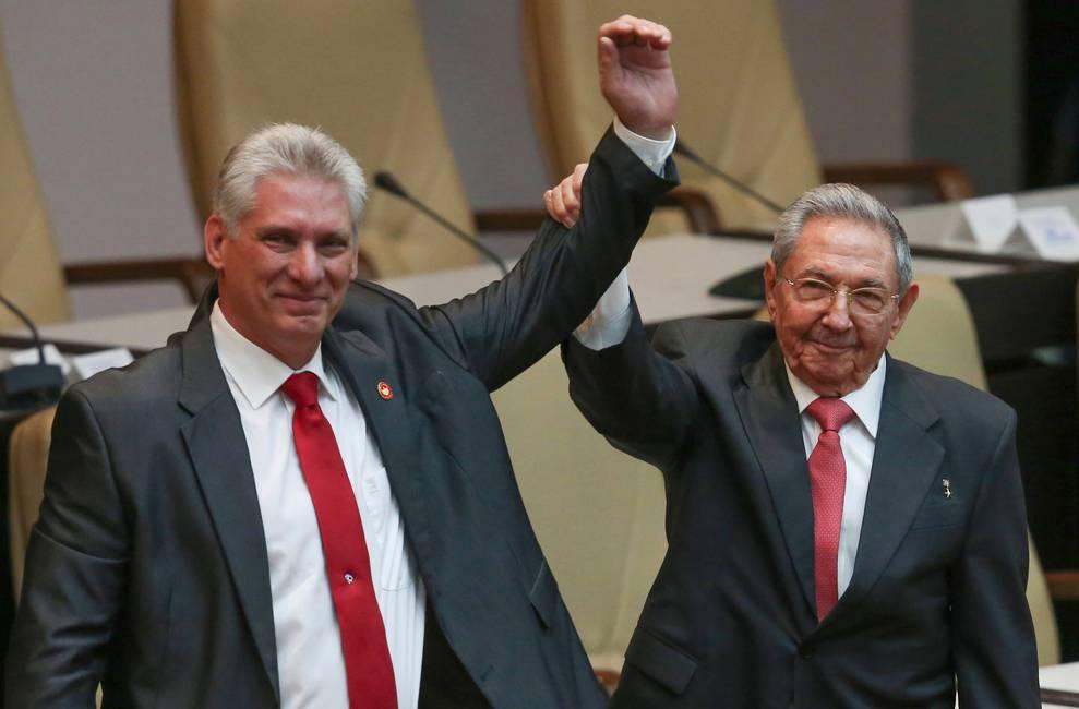 El nuevo hombre en La Habana