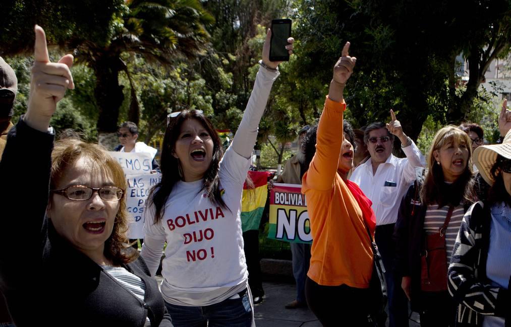 La carta de la oposición boliviana  Una sociología del mesismo