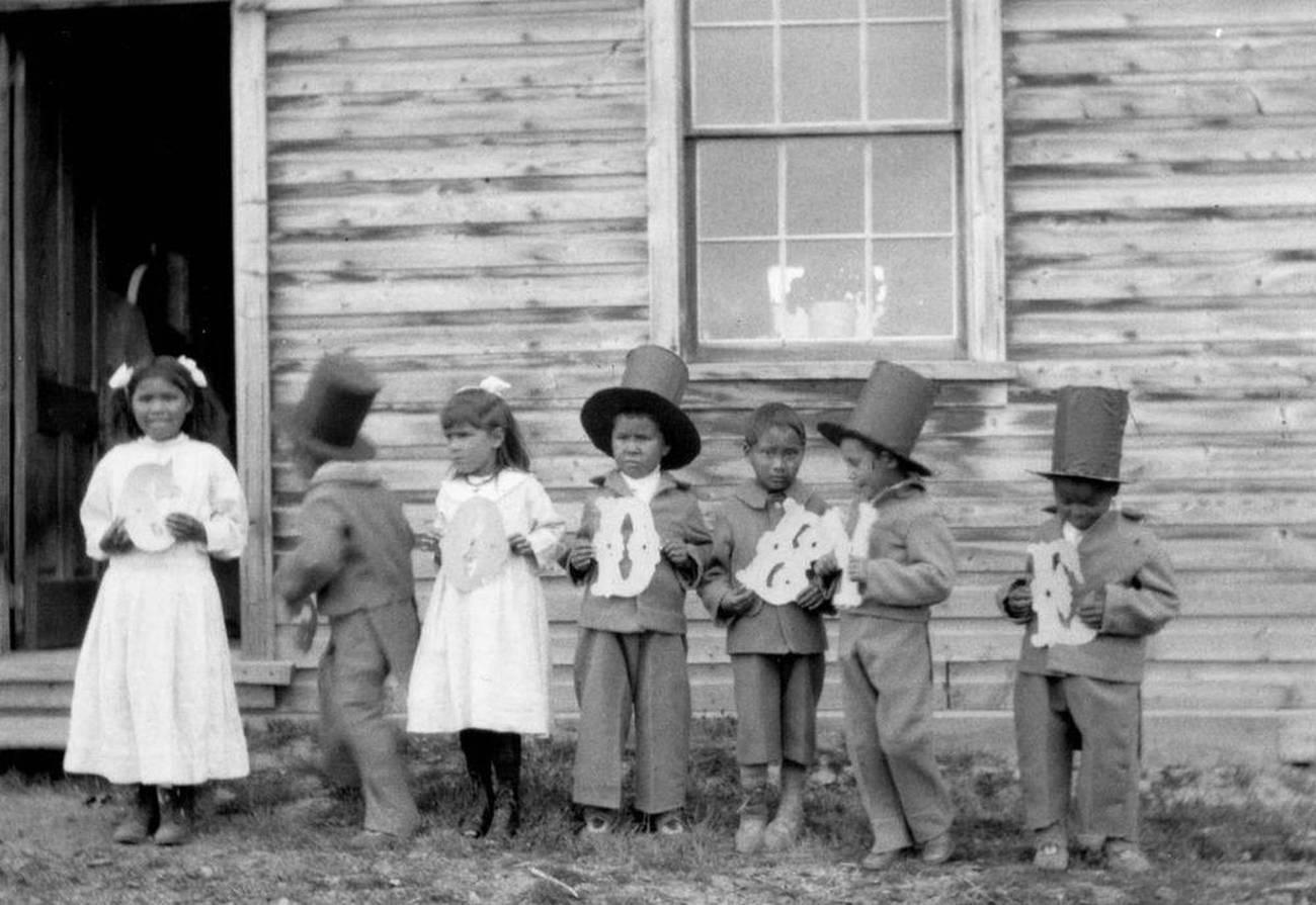 Ajuste de cuentas colonial en Canadá