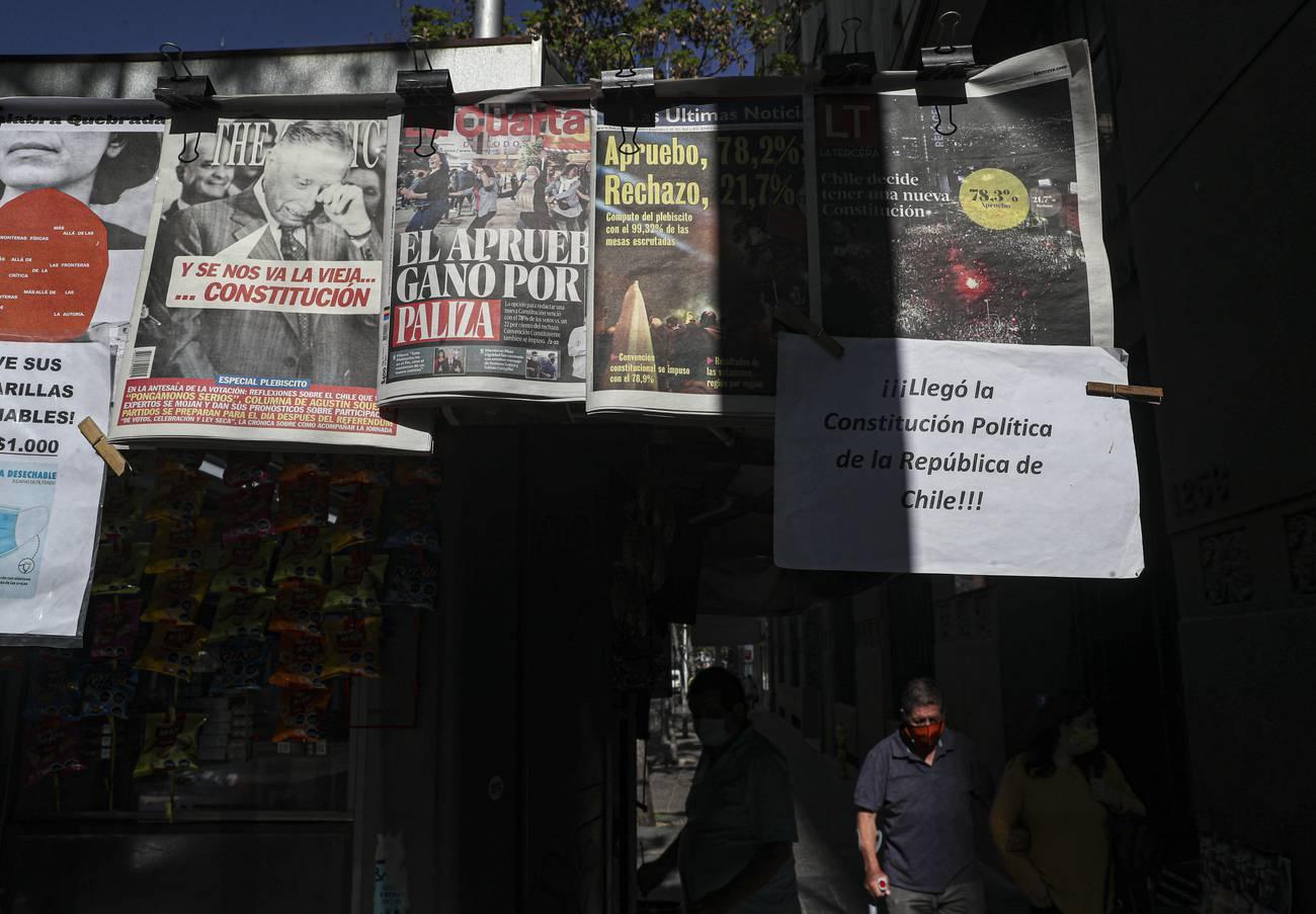 Decodificar el plebiscito chileno
