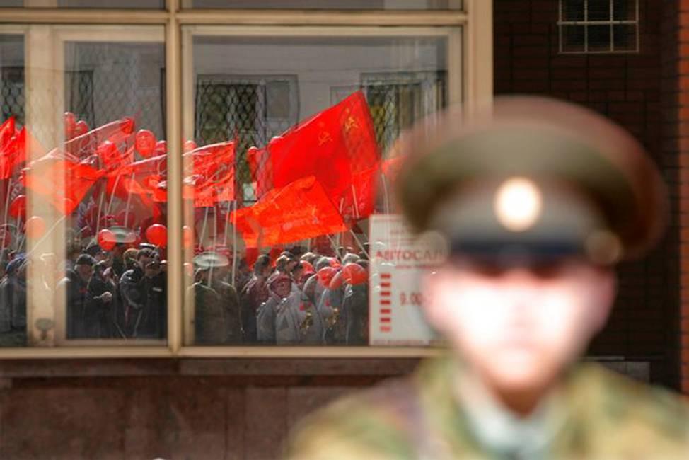 La izquierda después de la Guerra Fría  Eurasia, Europa y América Latina