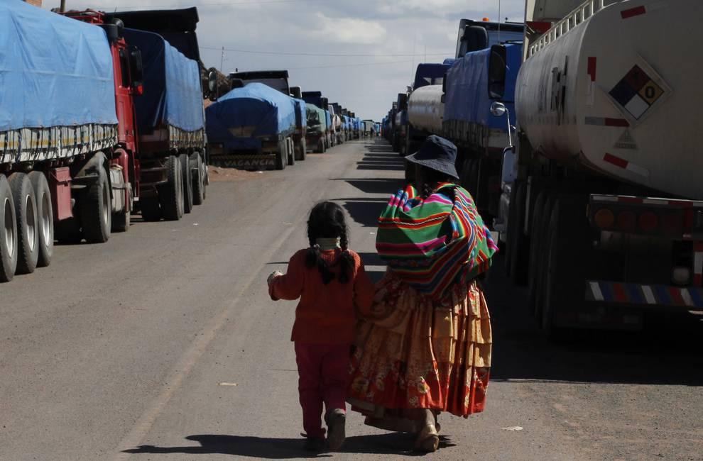 Las relaciones transfronterizas indígenas y la (in)utilidad de las fronteras