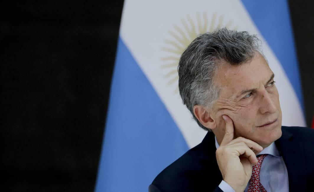 El mundo en la tormenta argentina  El gobierno de Macri en medio de la crisis
