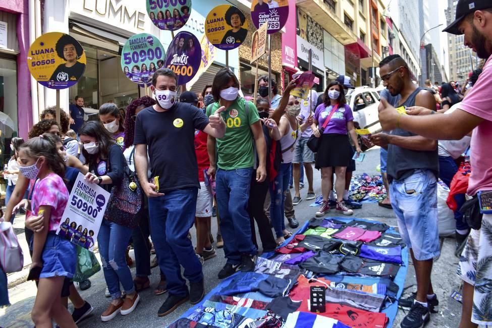 Eleciones en Brasil: freno a la extrema derecha y señales de resistencia