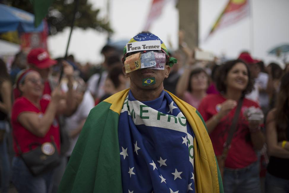 El efecto mariposa: crisis brasileña y secuelas regionales