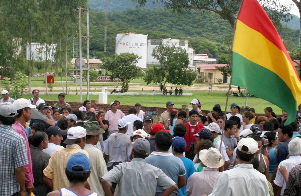 Crimen organizado: una aproximación a la frontera boliviano-argentina