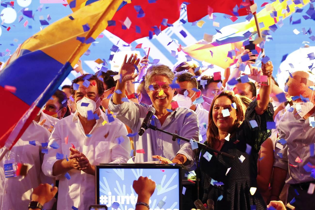 El voto nulo y el triunfo de la derecha en Ecuador