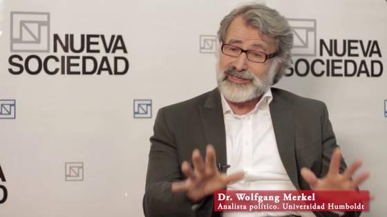 Socialdemocracia y nuevos populismos. Una conversacion con Wolfgang Merkel