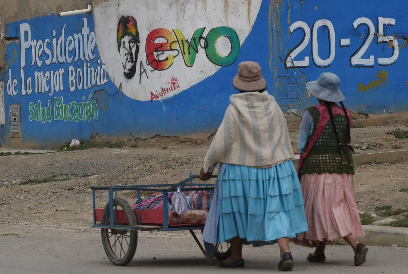 Las lecciones que nos deja Bolivia