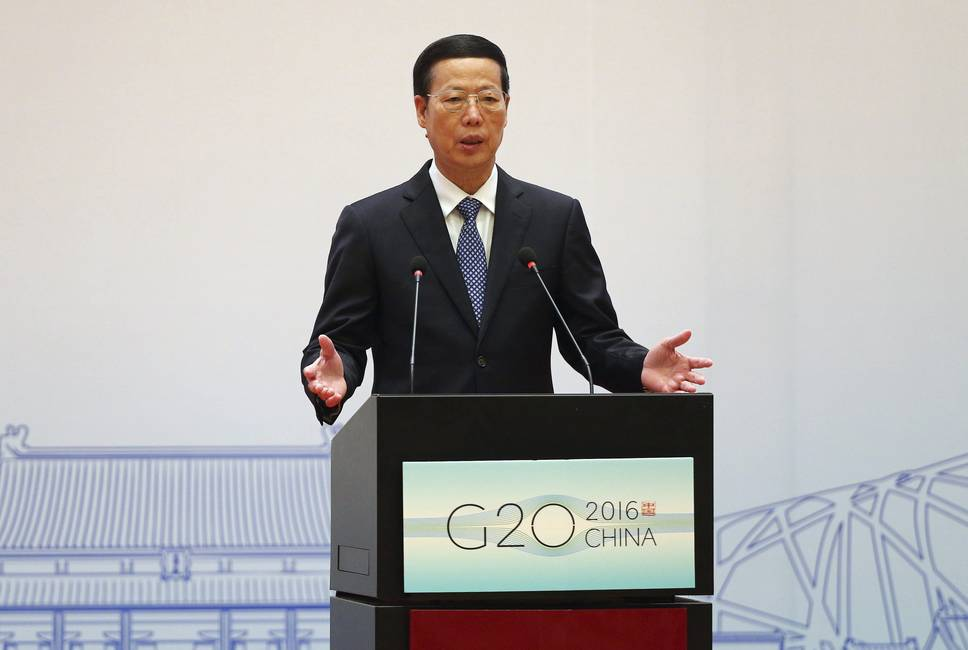 Aprovechar el potencial de la presidencia de China en el G20