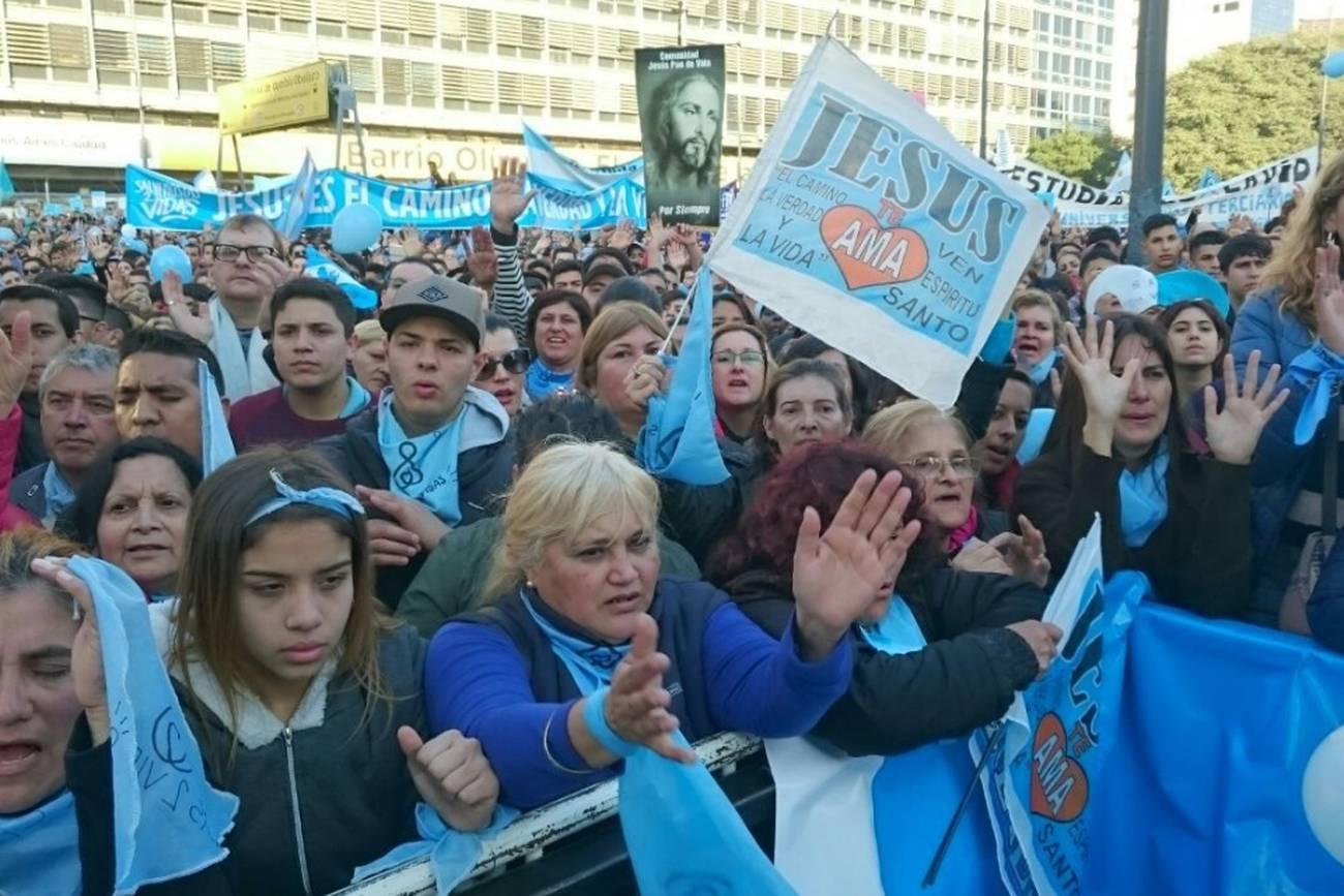 Pentecostalismo y política en Argentina   Miradas desde abajo