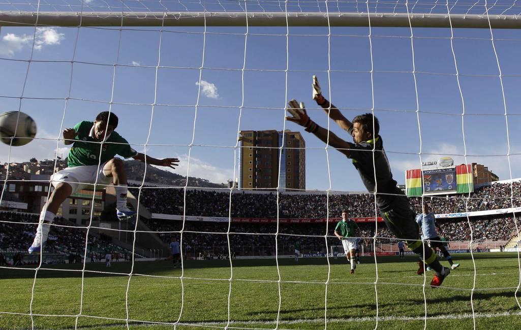 Fútbol y altura. La dramática historia de La Paz y el fútbol boliviano