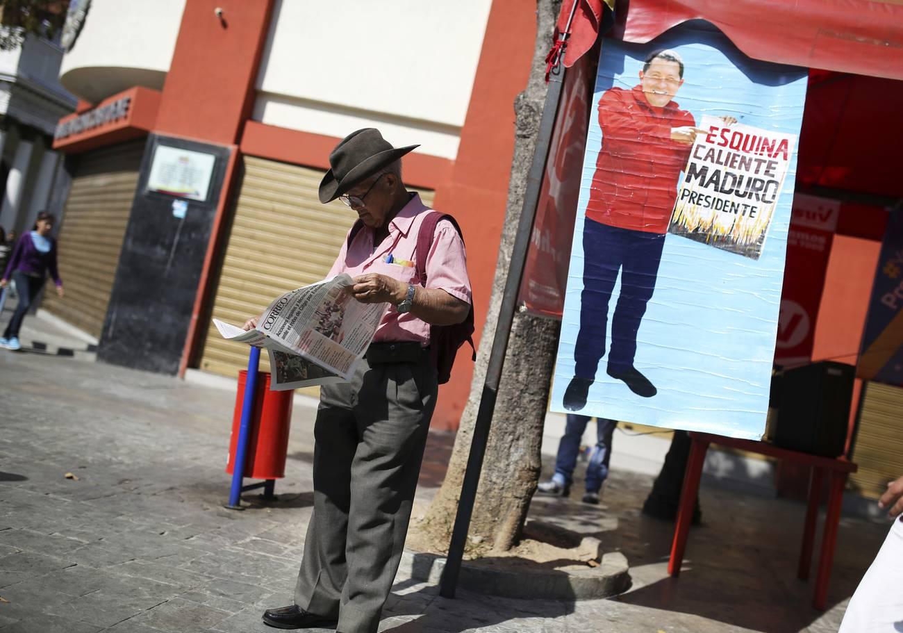 Polarización, prensa y libertad de expresión en Venezuela