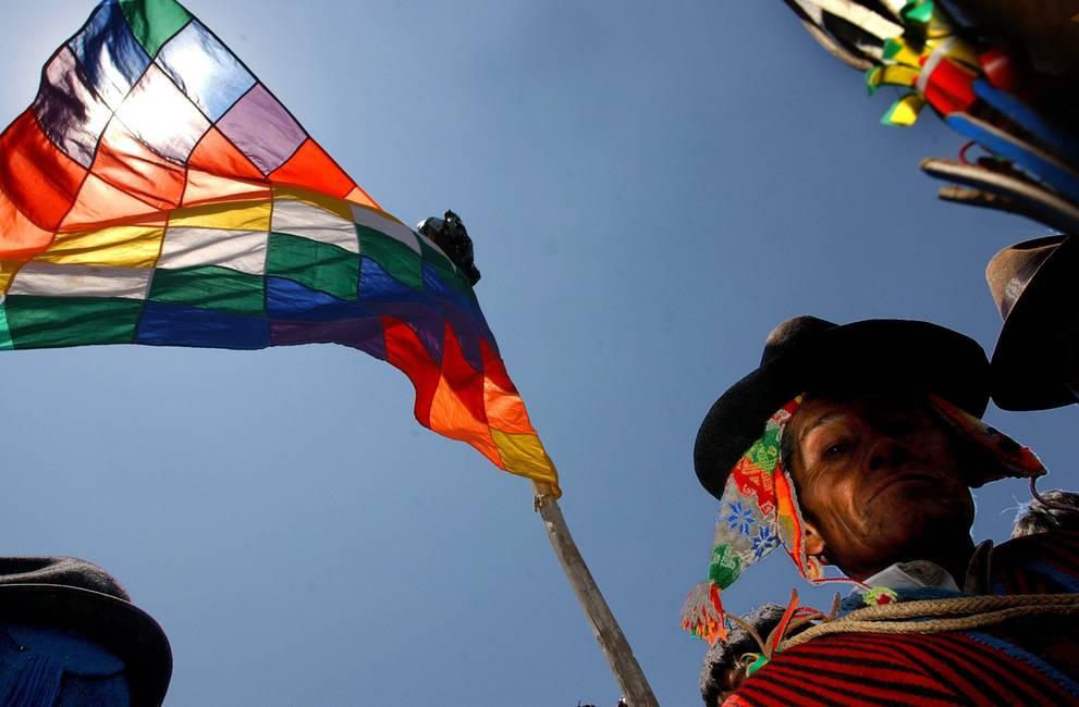 La nueva burocracia plurinacional en Bolivia  Entre la democratización y la institucionalización