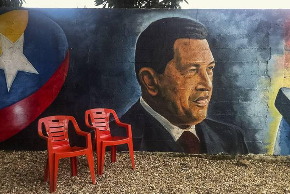 El chavismo sin Chávez  La deriva de un populismo sin carisma
