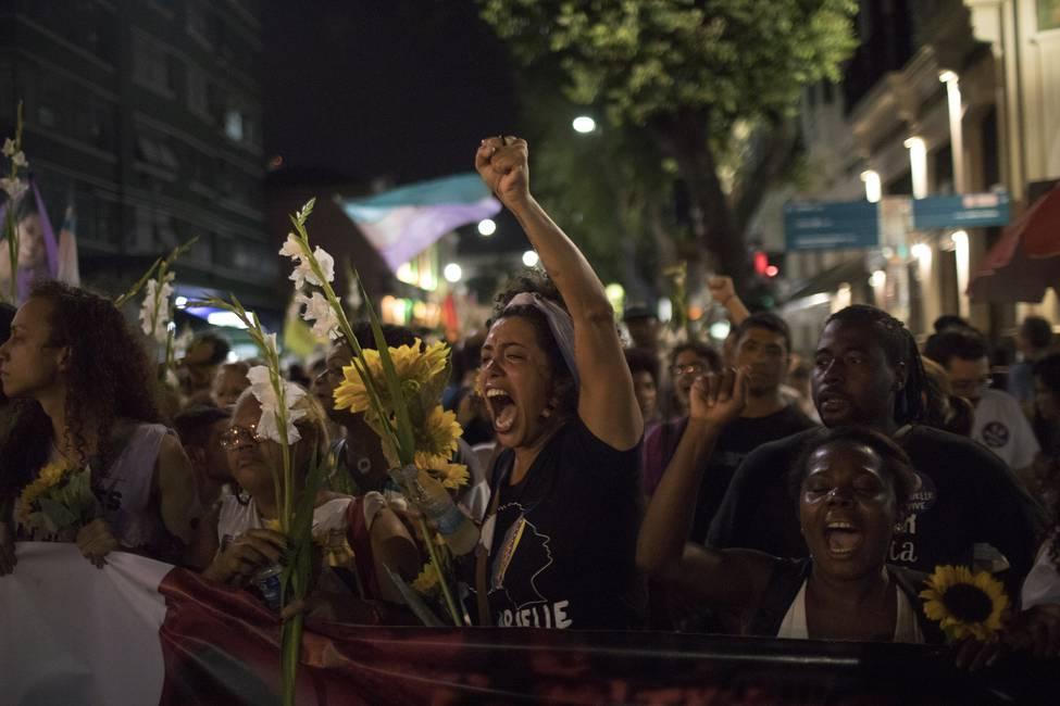 Las verdaderas opositoras a Bolsonaro