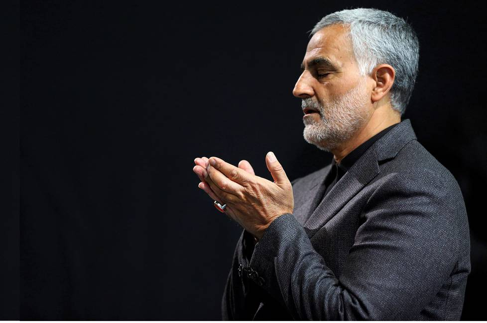 Soleimani, el iraní que siempre estuvo