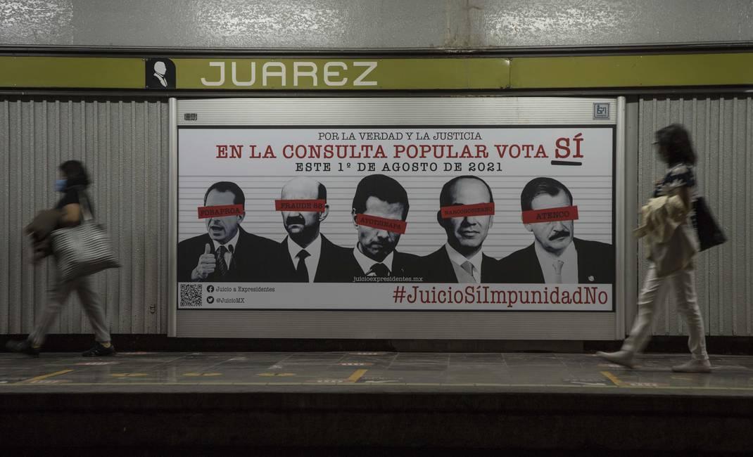 México: el referéndum que no fue