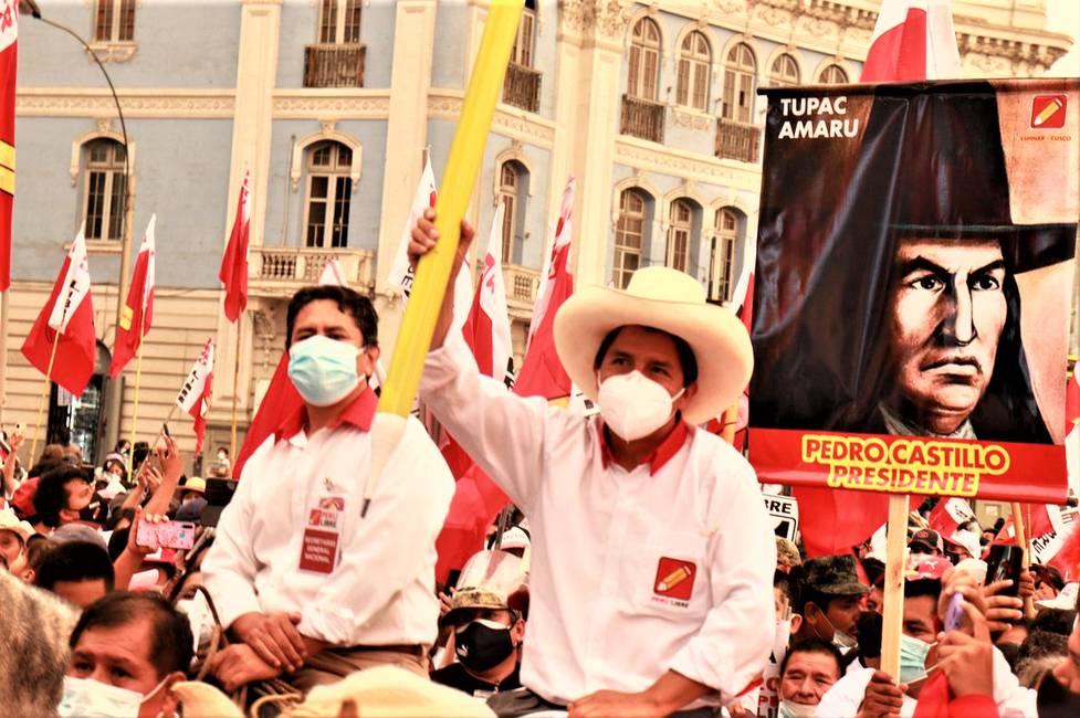 Castillo vs. Fujimori: una «extraña» izquierda contra la vieja derecha