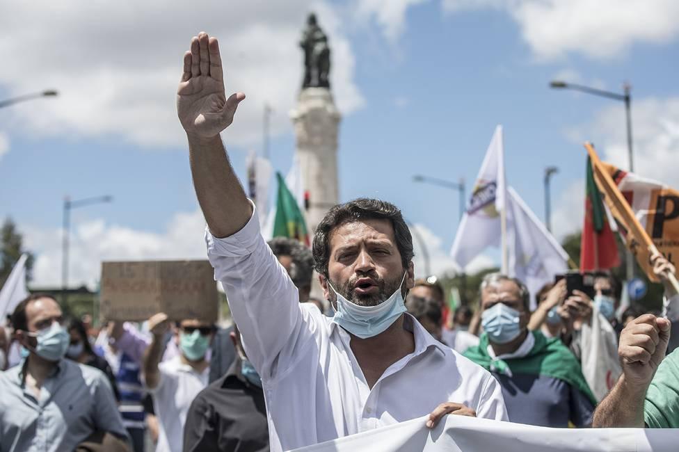 El extremismo de derecha llegó a Portugal