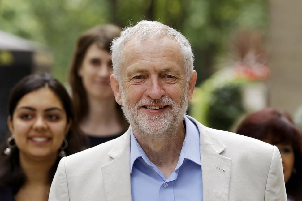 ¿Jeremy Corbyn en su hora más gloriosa?