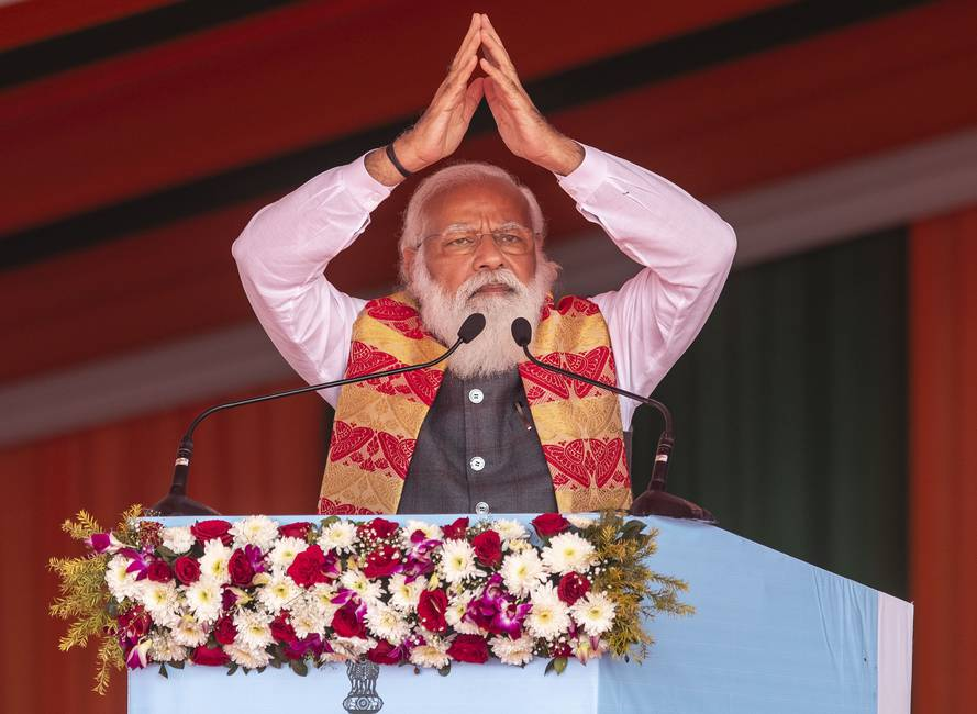 La democracia india frente al desafío del nacionalismo hindú