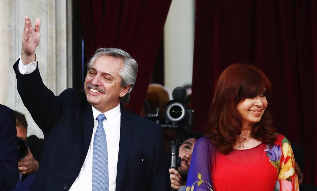 El estrecho sendero de Alberto Fernández