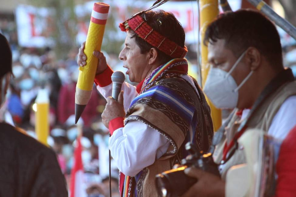 Pedro Castillo, el candidato de los «likes invisibles»