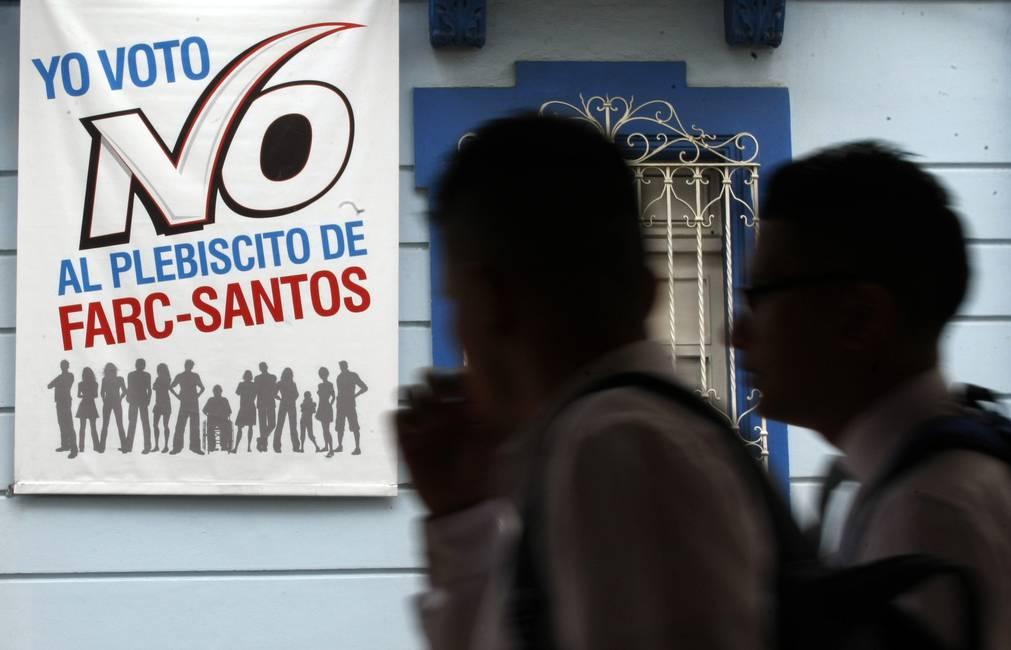 Colombia: la guerra de los otros